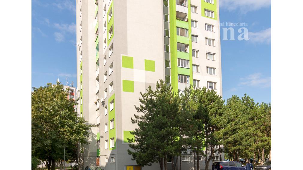 3-izb. byt - Krásnohorská ul.