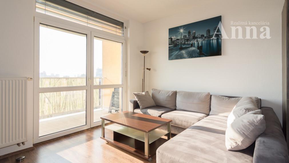 2-izb. byt s terasou - Ovručská ul.